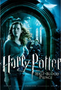 I think Hermione's angst looks are pretty good.  The scene with the birds should be awesome.