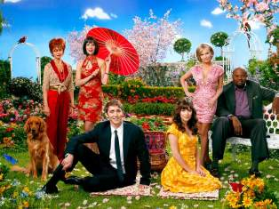 The Cast of Pushing Daisies